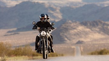 Triumph Scrambler 1200 heading to India this month - Report