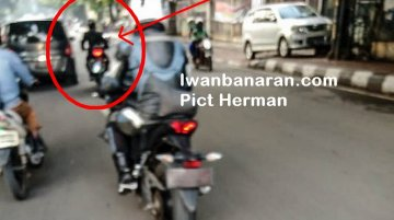 Is this the new Yamaha MT-25/MT-03?
