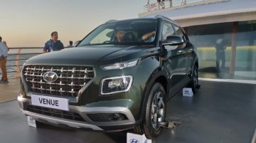 Hyundai Venue to go up for pre-orders on 2 May - Report
