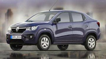 Renault India reconsidering sub-4 metre sedan based on CMF-A platform - Report