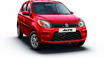 After Maruti Alto K10, Maruti Alto (800) could be retired - Report