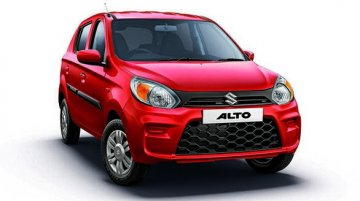 BS-VI 2019 Maruti Suzuki Alto launched, priced from INR 2.94 lakh