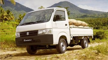 Global all-new Suzuki Carry with K15B-C engine breaks cover at IIMS 2019