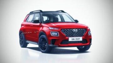 Hyundai Venue N Line - IAB Rendering