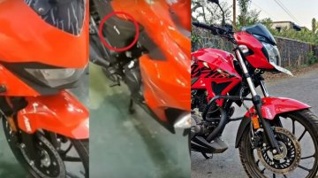 Will the full-faired Hero Xtreme 200R/Karizma 200 also arrive on 1 May?