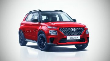 Spyshots and Renderings of the week - Hyundai Venue 'N-Line', 2019 Mahindra Bolero