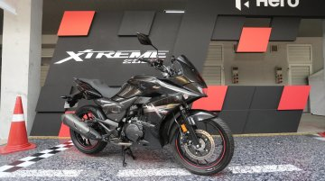 Hero Xtreme 200S in higher demand than the XPulse twins – Report