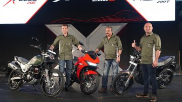 Fully-faired Hero Xtreme 200R I Launch I Price, specs, Details
