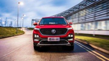MG Hector को मिली 28,000 बुकिंग, कंपनी ने डिलिवर की 1,500 यूनिट्स