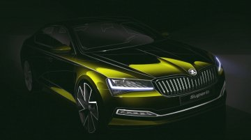 Skoda Superb Plug-in Hybrid could be launched in India - Report