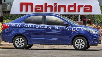 Ford Aspire Electric revealed, is based on the long version
