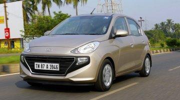Hyundai Santro बीएस6 पेट्रोल का ग्रेड और स्पेक लीक, प्राइस में मामूली वृद्धि