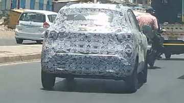 2020 Renault Kwid (facelift) spied on test again [Video]