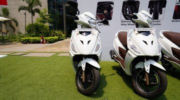 Hero MotoCorp developing eMaestro electric scooter - Report