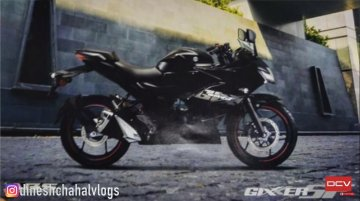 2019 Suzuki Gixxer SF 155 leaked, could be launched on 20 May