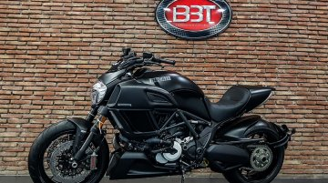 Brand-new Ducati Diavel being sold for just INR 11.99 lakh (on-road)