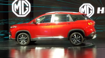 MG Hector - Image Gallery