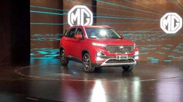 MG Hector भारत में पेश, जून से शुरू होगी बुकिंग और डिलिवरी