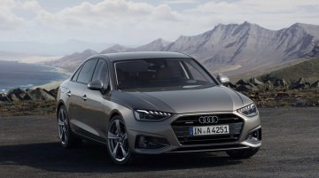 2019 Audi A4 with refreshed design and mild-hybrid tech revealed