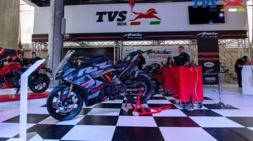 TVS Apache RR 310 Special Edition may arrive in India - Report