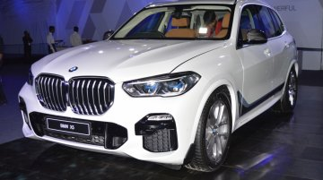 2019 BMW X5 launched in India, priced from INR 72.90 lakh