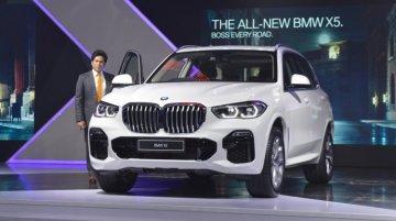 2019 BMW X5 ने दी भारत में दस्तक, सचिन तेंदुलकर ने किया लॉन्च