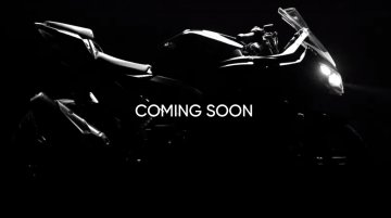 Updated TVS Apache RR 310 teased ahead of launch on 28 May [Video]