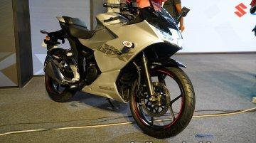 Suzuki Gixxer SF 250 - Image Gallery