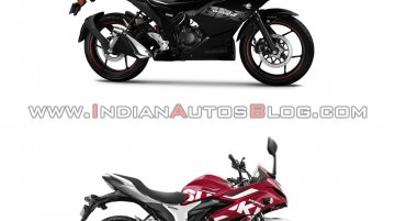 2019 Suzuki Gixxer SF (155) vs. 2015 Suzuki Gixxer SF - Old vs. New