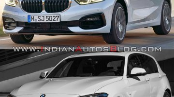 2019 BMW 1 Series vs. 2015 BMW 1 Series - Old vs. New