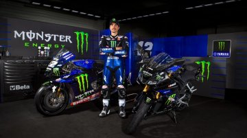 Yamaha YZF-R125 Monster Energy Yamaha MotoGP Edition revealed