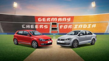 VW Polo Cup Edition, VW Ameo Cup Edition & VW Vento Cup Edition revealed