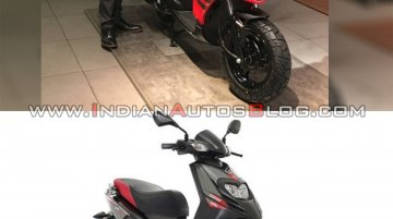 Aprilia Storm 125 vs. Aprilia SR125 – Specs and Features Comparison