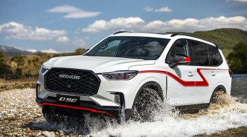 MG-badged Maxus D90 (Ford Endeavour rival) coming to India in 2020 - Report