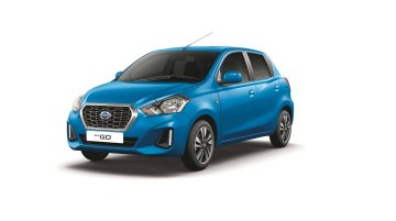 Datsun GO and GO+ updated with new safety tech and infotainment system