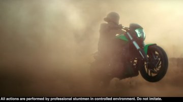 Check out the new 2019 Bajaj Dominar 400 TVC [Video]