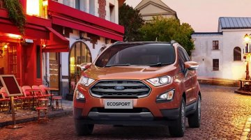 Ford EcoSport prices slashed by up to INR 57,400, official price comparo inside