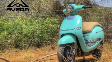 Avera Retrosa electric scooter's bookings open now - Report