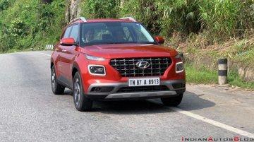 Hyundai Venue को अब तक मिली 33,000 बुकिंग