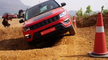 Jeep Compass Trailhawk pre-bookings officially open in India