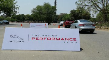 Jaguar Art of Performance - Delhi leg - Image Gallery