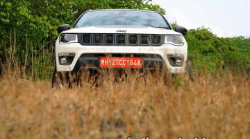 BS-VI Jeep Compass launched in India, is up to INR 1.1 lakh costlier