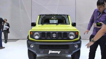 एक्सपोर्ट के लिए भारत में होगा Suzuki Jimny का प्रोडक्शन