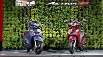 Honda Activa leads highest-selling two-wheeler's chart in October