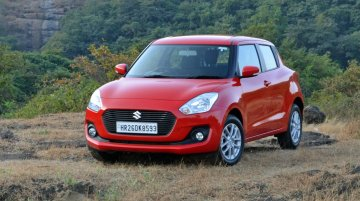 Maruti Swift gets BS-VI petrol engine and safety upgrade