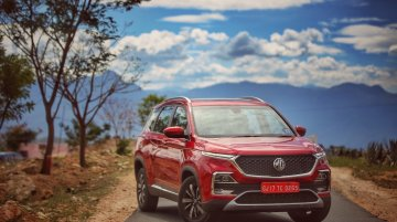MG Hector to be launched on 27 June