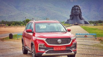 MG Hector petrol upgraded to BS-VI with an INR 26,000 price hike - Report