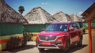 MG Motor India sells 3,021 units of Hector in December 2019