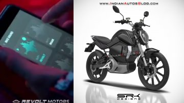 Revolt electric bike to offer selectable artificial exhaust notes
