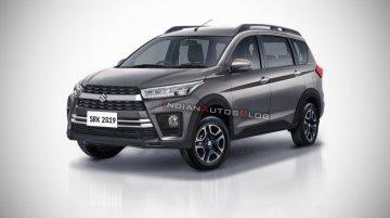 Maruti Suzuki Ertiga Cross 21 अगस्त को होगी लॉन्च